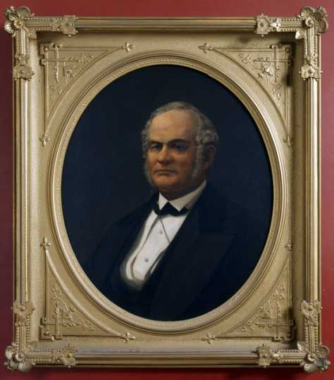 Official Governor's portrait of Alexander Ramsey
