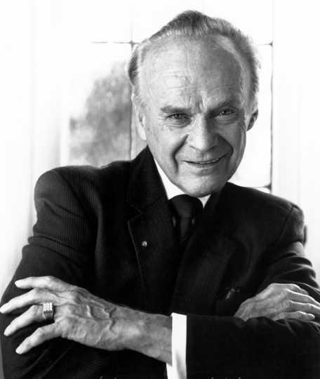Black and white photograph of C. Walton Lillehei.