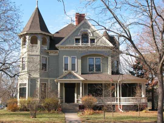 Abner Hodgins House