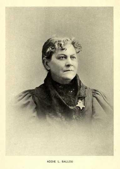 Addie L. Ballou