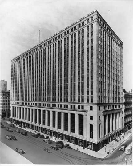 Northwestern National Bank, Minneapolis, ca. 1930