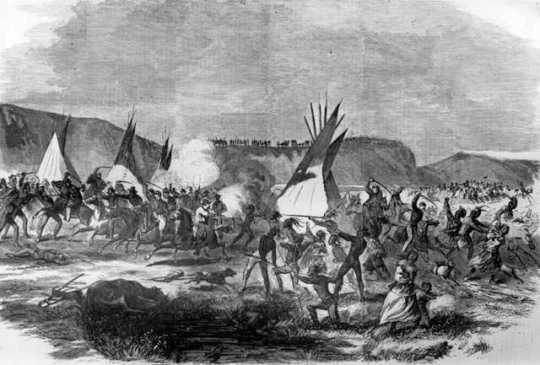 Massacre of Whitestone Hill