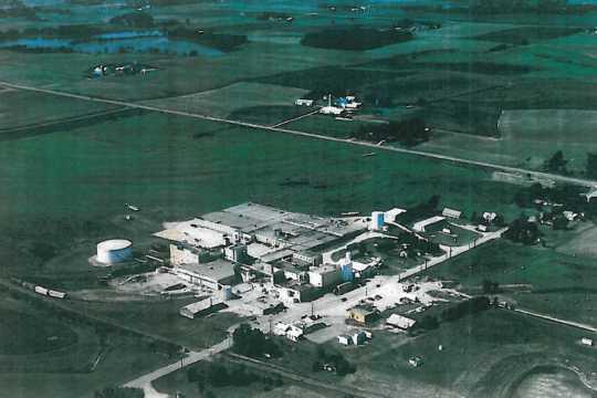 Bongards Aerial View