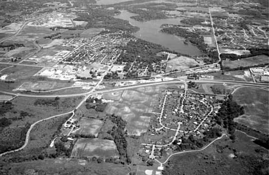 Aerial View, Chanhassen