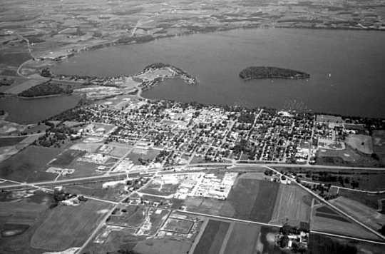 Aerial View, Waconia