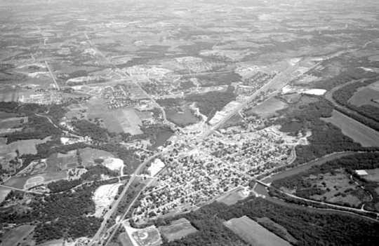 Aerial View, Chaska
