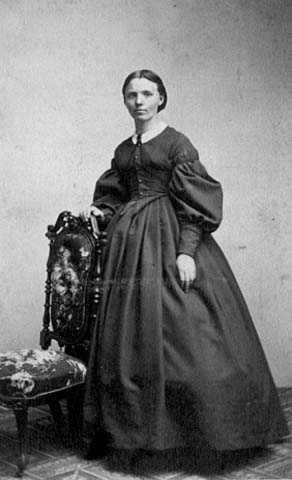 Cherstin Mattson (Mrs. Hans)