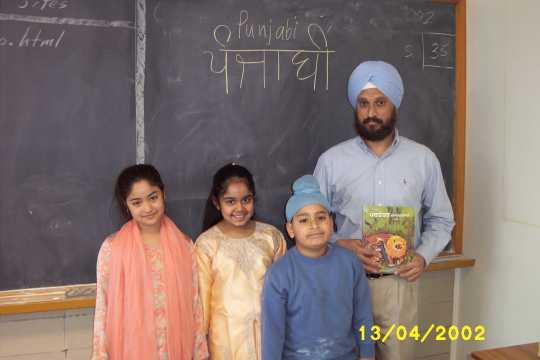 SILC Punjabi class