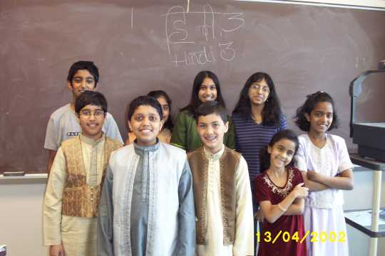 SILC Hindi class