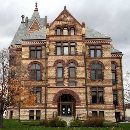 Winona County Courthouse