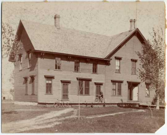 Original Cottonwood County Courthouse