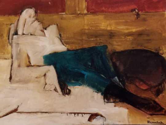 """""""Cowpoke,"""" by Robert Remick"""