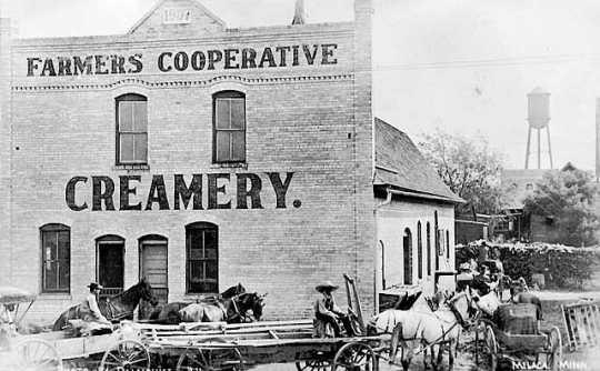 Farmers Cooperative Creamery, Milaca