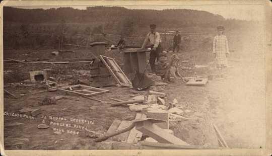 Rochester cyclone.