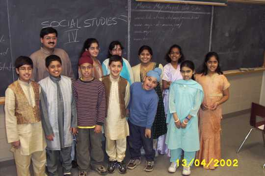 SILC social studies class