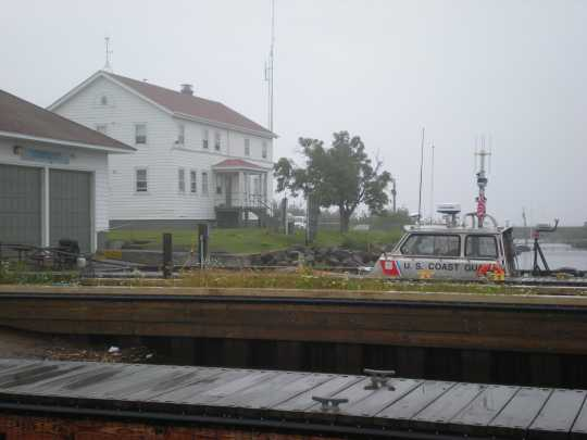 North Superior Coast Guard Station, Grand Marais