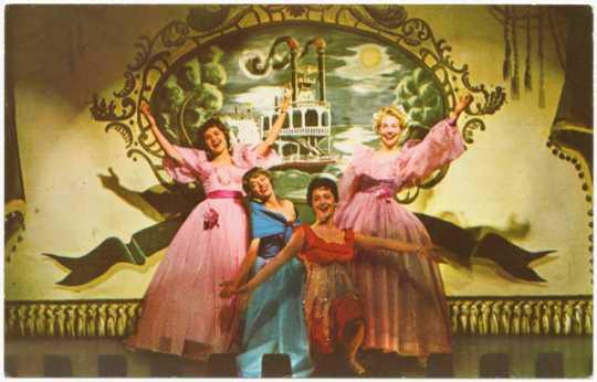 Bloomer Girl (a Minnesota Centennial Showboat production)