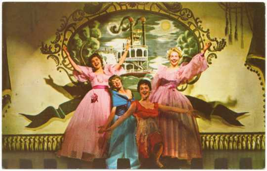 Bloomer Girl (a Minnesota Centennial Showboat production)