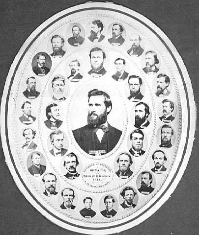 1870 State Senate of Minnesota