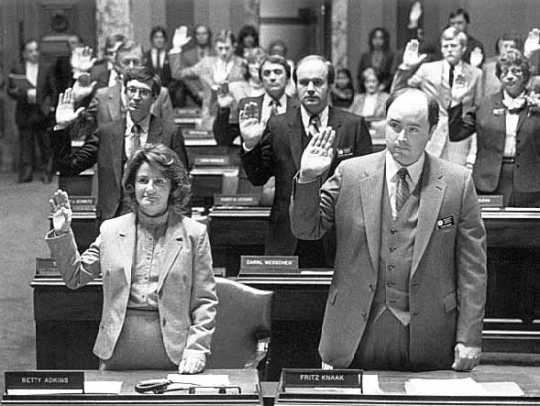 Minnesota Senate opener, 1983