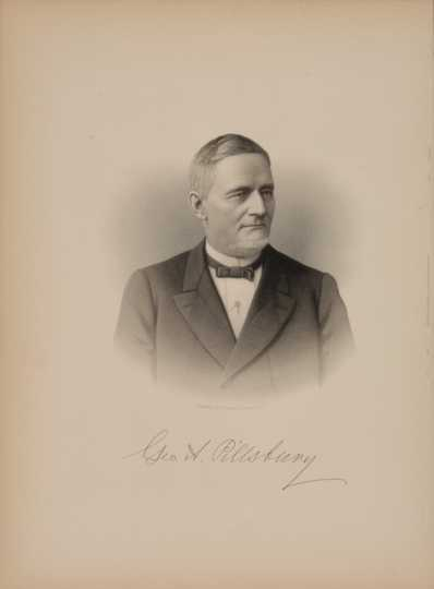 George A. Pillsbury