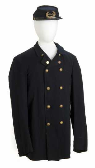 G.A.R. sack coat