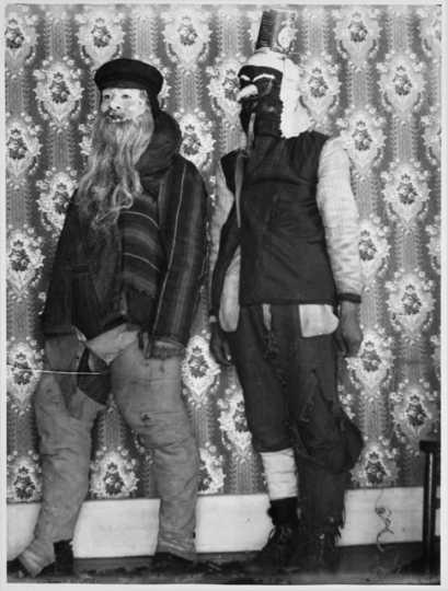 Julebukker (Norwegian Christmas foolers)