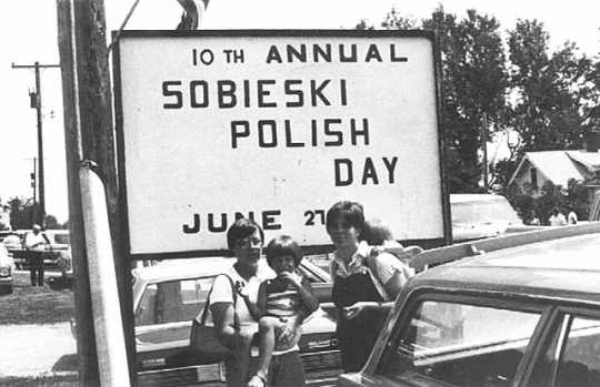 Polish Day in Sobieski