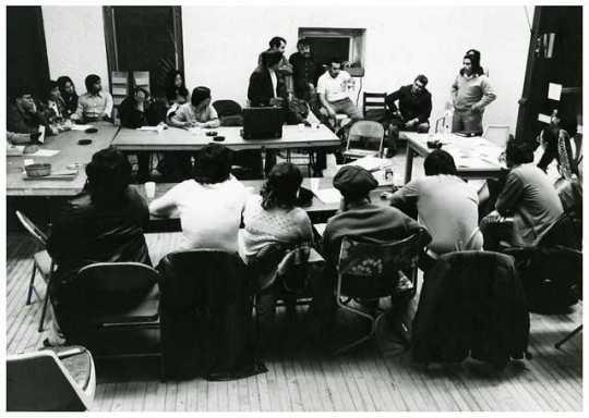 Meeting of the Minnesota Chicano Federation