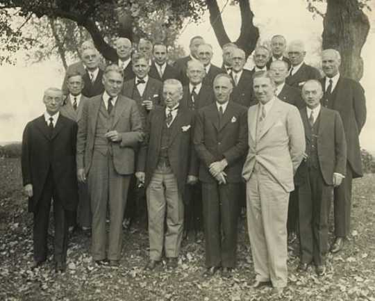 Luncheon at Bald Eagle Lake