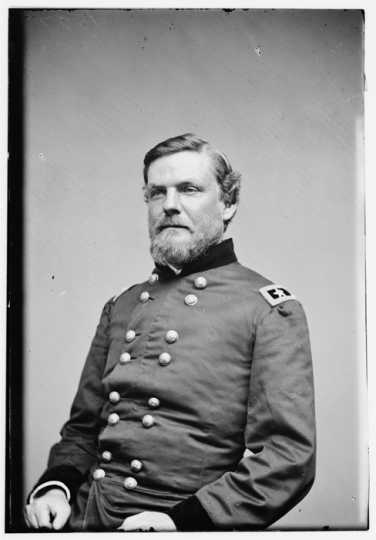 Major General John Newton