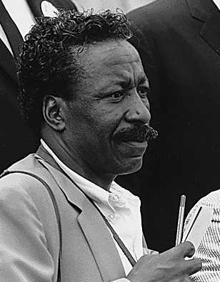 Gordon Parks at the Civil Rights March on Washington