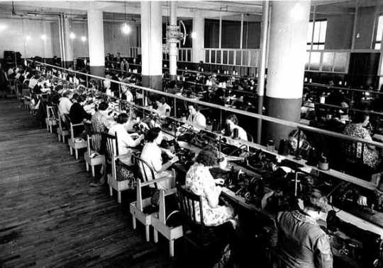 WPA Sewing Project, Minneapolis.