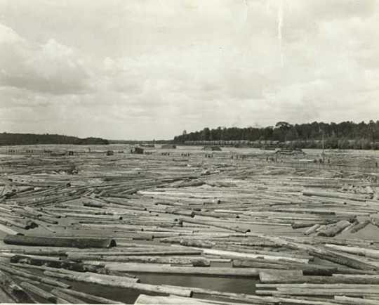 Cloquet Lumber Hot Pond