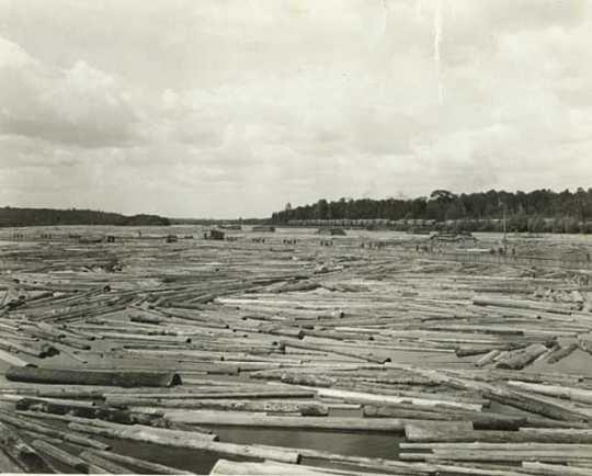 Cloquet Lumber Hot Pond