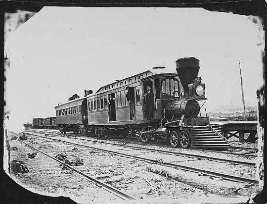 "Engine ""Shakopee"" of the Minnesota Valley Railroad Company."