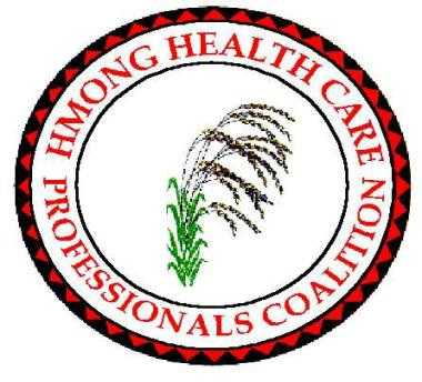 Color image of the Hmong Health Care Professionals Coalition logo