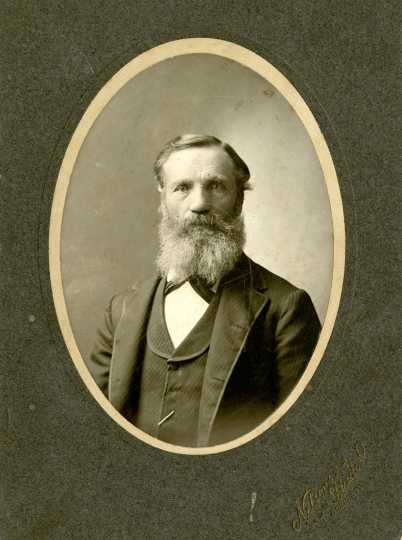 Halvor H. Quie, ca. 1910.