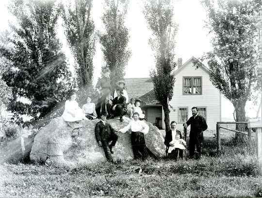 Halvor H. Quie residence, 1905. Photographer: Ole G. Felland. Used with the permission of St. Olaf College Archives.Halvor H. Quie residence, 1905. Photographer: Ole G. Felland. Used with the permission of St. Olaf College Archives.