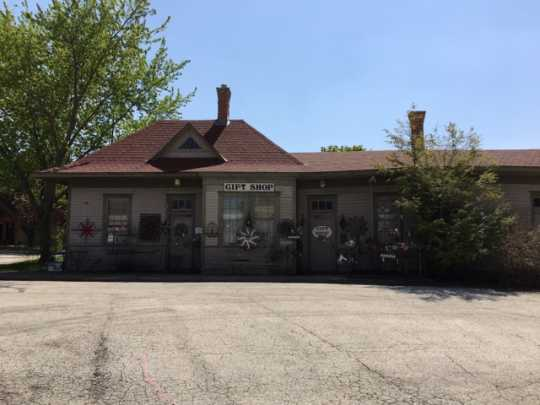 1879 Harmony Train Depot, ca. 2018