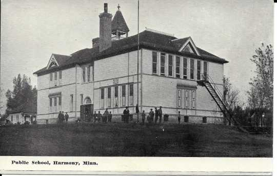 Photograph of Harmony School