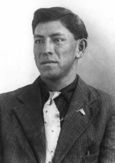 Picture of Henry Wabasha, Ernest Wabasha's father