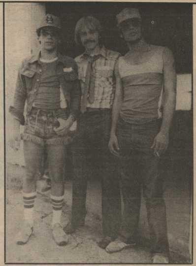 Calixto Martinez, Mike Bergeron, and Edwardo Rodriguez