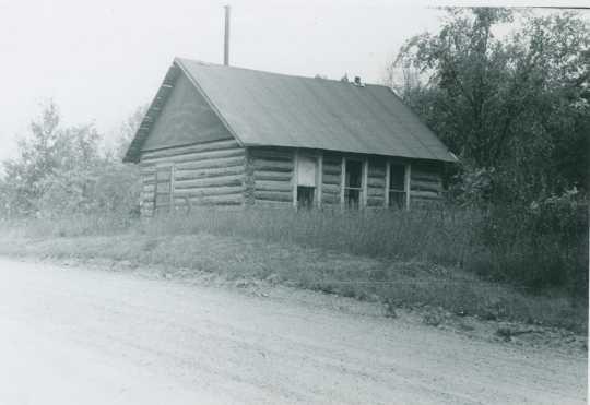 Huset School at its original site