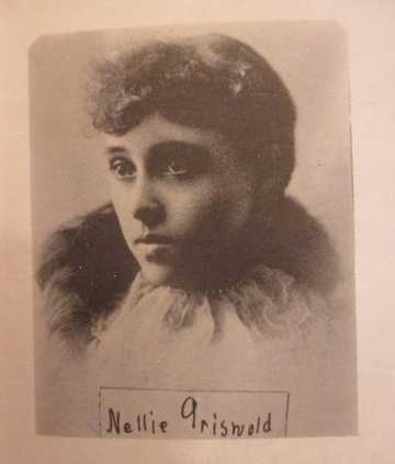 Griswold's high school graduation photograph, 1891. From St. Paul Central High School records, Minnesota Historical Society.