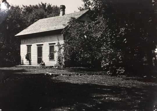 Probstfield farmhouse, Oakport