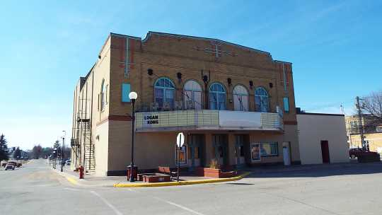 Color image of the Grand Theater outside, 2017.