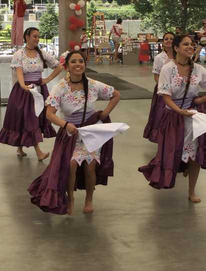 Tondero dance