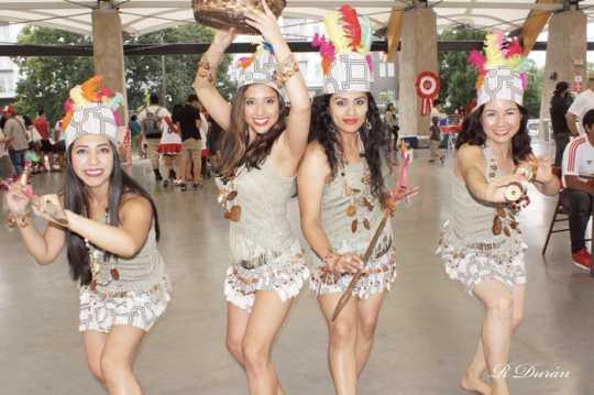 Yacumama dance