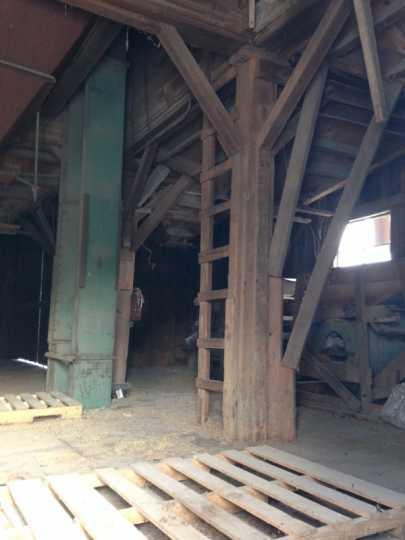 Harmony 1879 McMichel Grain Elevator
